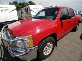 Auto-Chevrolet-Silverado 1500 4WD